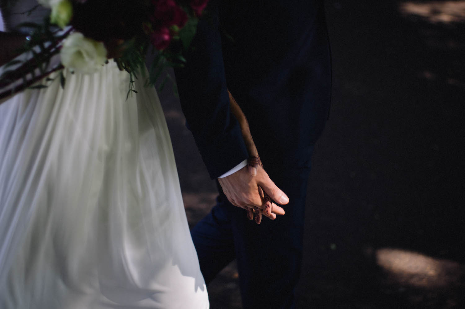 Take my hand, a wedding photo taken by Rhianna May Destination Wedding Photographer